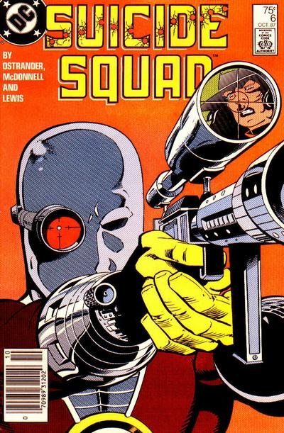 Suicide Squad 6 - Hitting the Fan