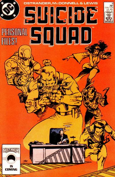 Suicide Squad 8 - Personal Files