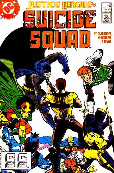 Suicide Squad 13 - Battle Lines