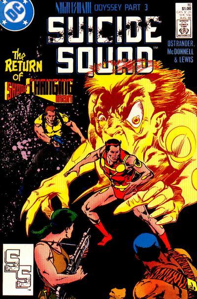 Suicide Squad 16 - Deathzone!