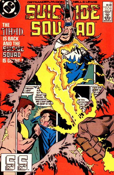 Suicide Squad 17 - Battleground Manhattan
