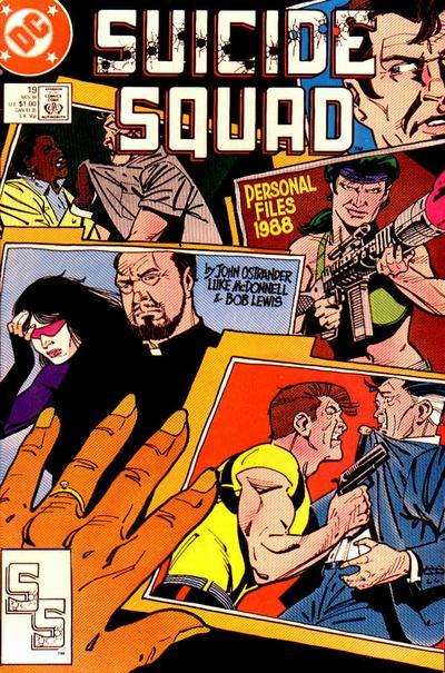 Suicide Squad 19 - Personal Files - - Amanda Waller: