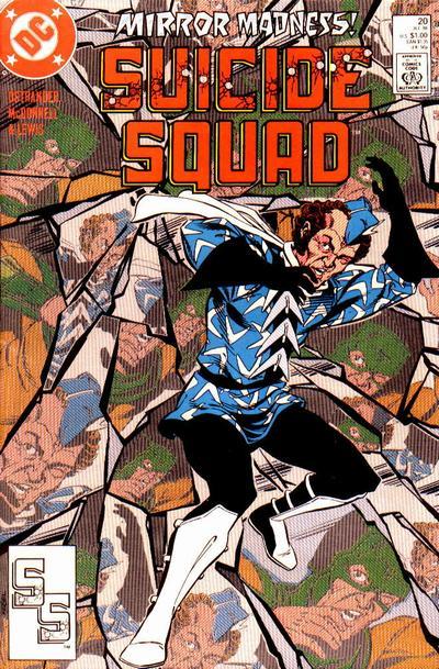 Suicide Squad 20 - Practice to Deceive