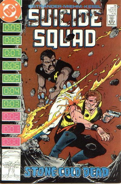 Suicide Squad 26 - Stone Cold Dead