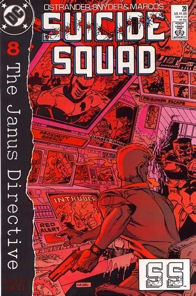 Suicide Squad 29 - Heavy Squad