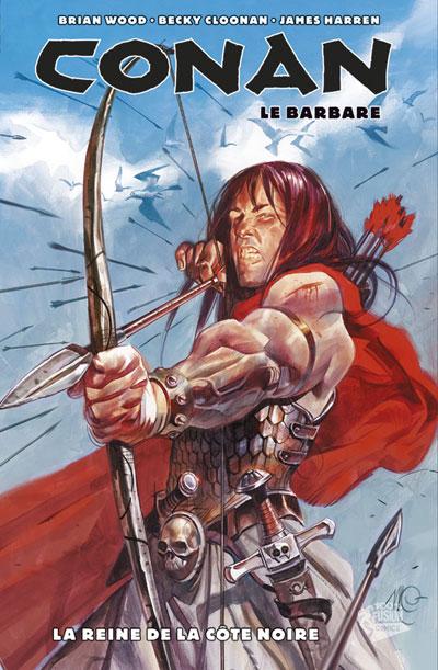 Conan Le Barbare 1 - La reine de la côte noire