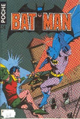 Batman Poche 24 - Vol a l helicoptere.