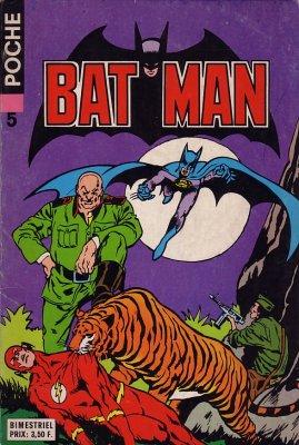 Batman Poche 5 - Echec au poison