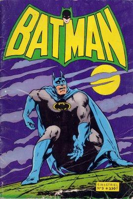 Batman Poche 3 - Cette Terre est mienne