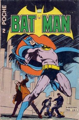 Batman Poche 2 - Drame sous le grand chapiteau