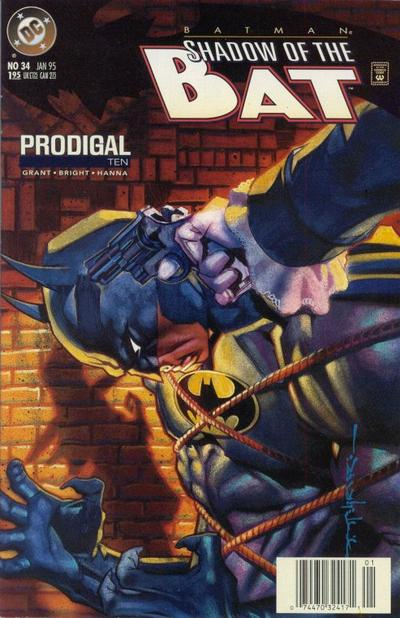 Batman - Shadow of the Bat 34 - Prodigal, Part Ten