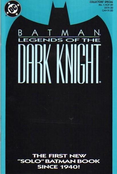Batman - Legends of the Dark Knight 1 - Shaman, Book One