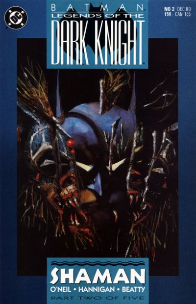 Batman - Legends of the Dark Knight 2 - Shaman, Book Two