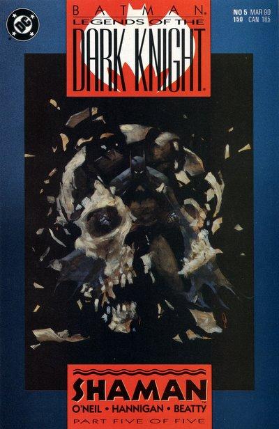 Batman - Legends of the Dark Knight 5 - Shaman, Book Five