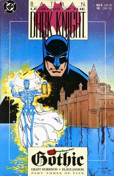 Batman - Legends of the Dark Knight 8 - Gothic, Volume Three: The Burning Nun