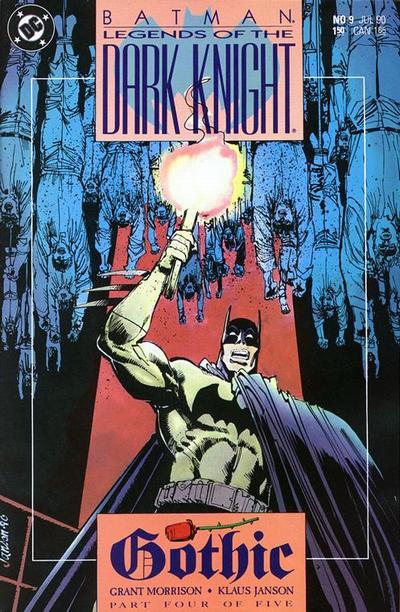 Batman - Legends of the Dark Knight 9 - Gothic, Volume Four: The Hangman's Tale