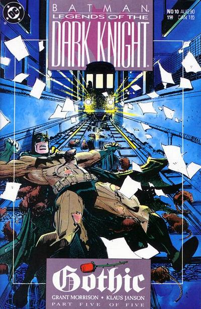 Batman - Legends of the Dark Knight 10 - Gothic, Volume Five: Walpurgisnacht