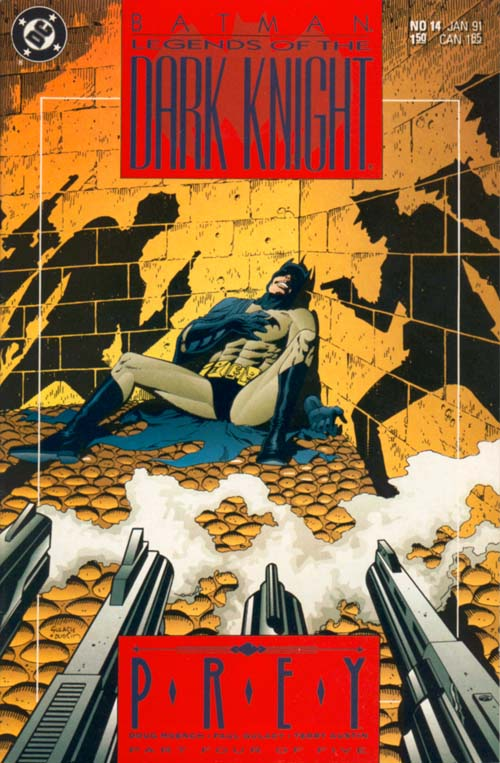 Batman - Legends of the Dark Knight 14 - Prey, Part Four: The Nightmare