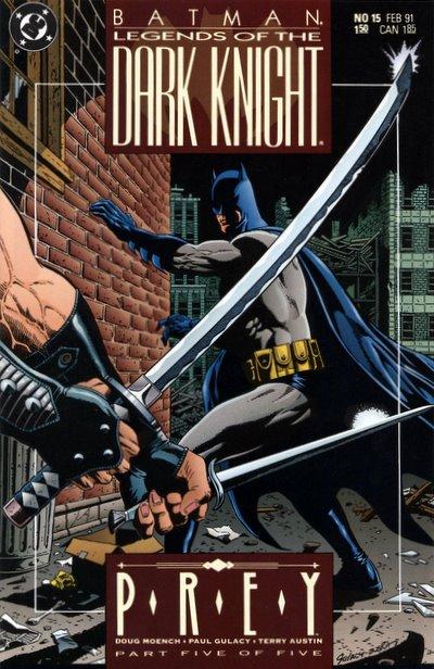 Batman - Legends of the Dark Knight 15 - Prey, Conclusion: The Kill