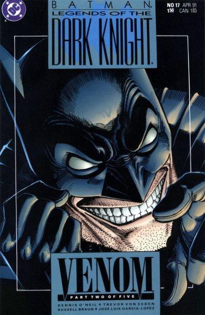 Batman - Legends of the Dark Knight 17 - Venom: Part 2
