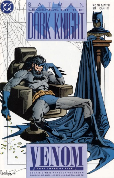 Batman - Legends of the Dark Knight 18 - Venom: Part 3