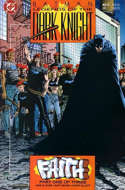 Batman - Legends of the Dark Knight 21 - Faith: Part One