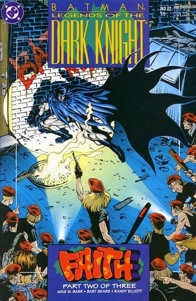 Batman - Legends of the Dark Knight 22 - Faith: Part Two