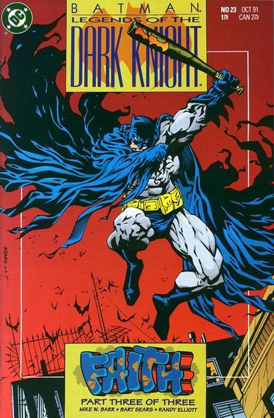 Batman - Legends of the Dark Knight 23 - Faith: Part Three