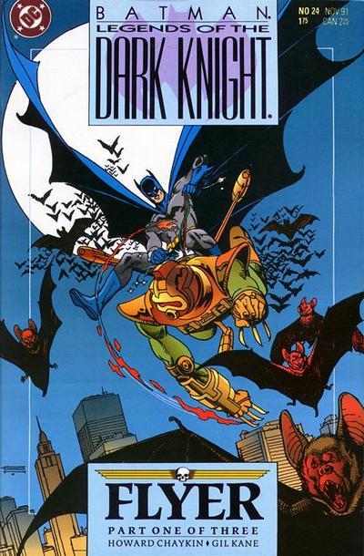 Batman - Legends of the Dark Knight 24 - Flyer: Part One