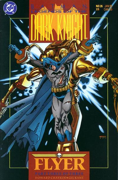 Batman - Legends of the Dark Knight 26 - Flyer: Part Three