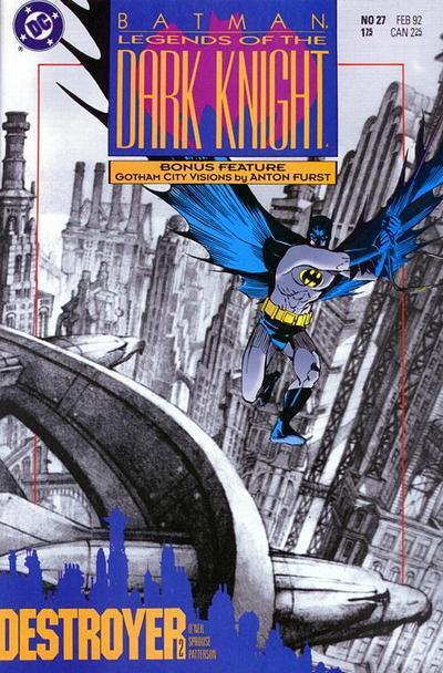Batman - Legends of the Dark Knight 27 - The Destroyer, Part 2: Solomon