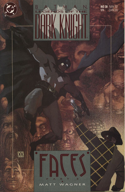 Batman - Legends of the Dark Knight 30 - Faces: Part Three