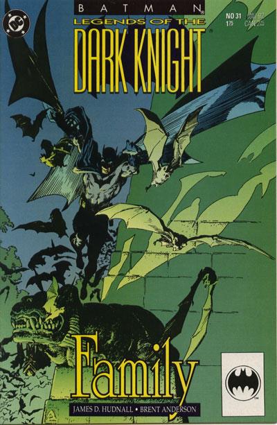 Batman - Legends of the Dark Knight 31 - Family