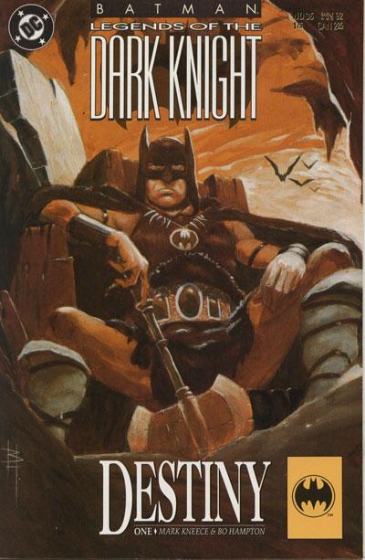 Batman - Legends of the Dark Knight 35 - Destiny: Part One