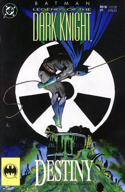 Batman - Legends of the Dark Knight 36 - Destiny: Part Two