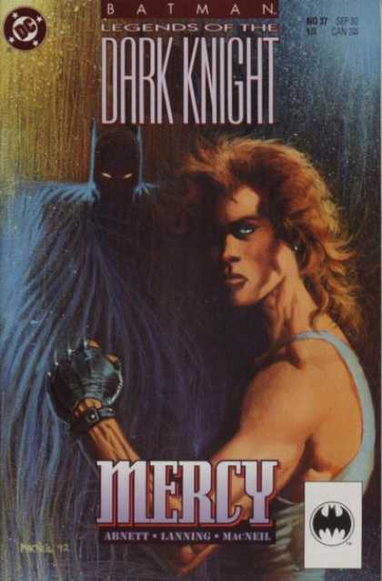 Batman - Legends of the Dark Knight 37 - Mercy
