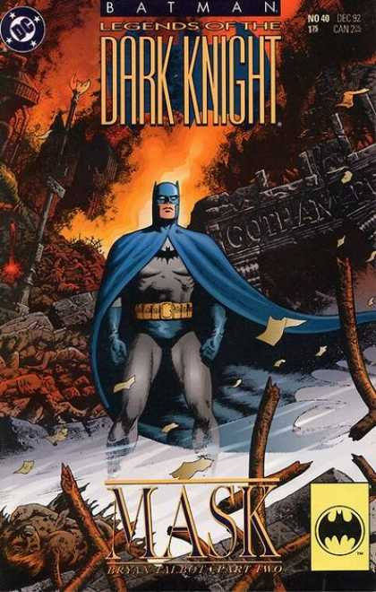Batman - Legends of the Dark Knight 40 - Mask, Part Two