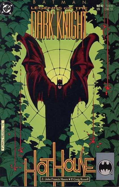 Batman - Legends of the Dark Knight 42 - Hothouse, Part One