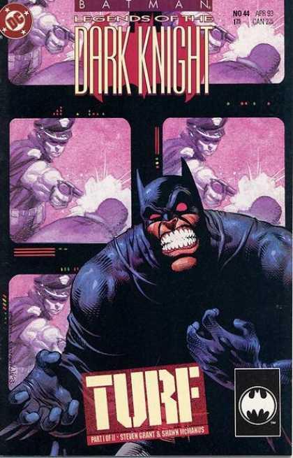 Batman - Legends of the Dark Knight 44 - Turf, Part One