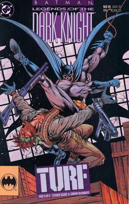 Batman - Legends of the Dark Knight 45 - Turf, Part Two