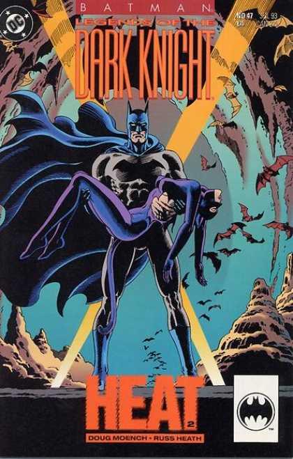 Batman - Legends of the Dark Knight 47 - Heat, Part 2