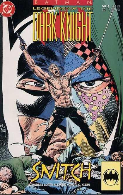 Batman - Legends of the Dark Knight 51 - Snitch