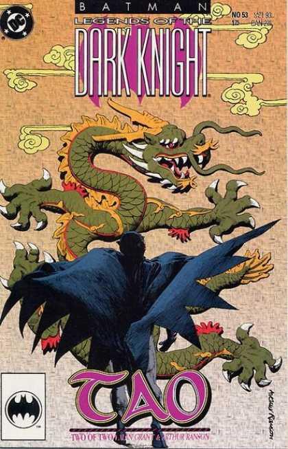 Batman - Legends of the Dark Knight 53 - Tao, Part Two: Dragon