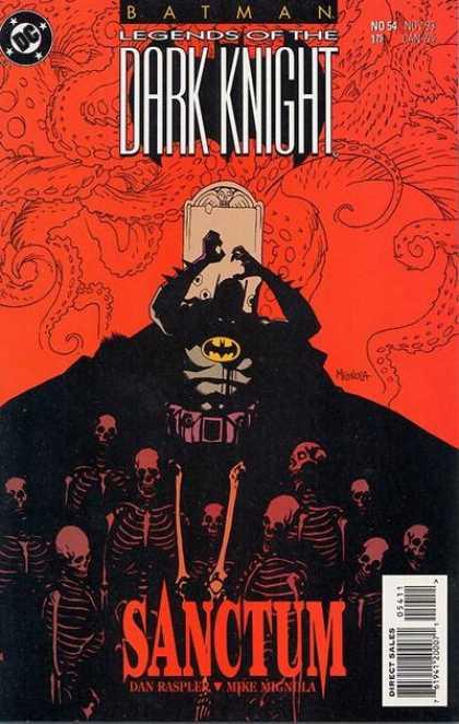 Batman - Legends of the Dark Knight 54 - Sanctum