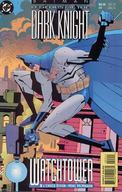 Batman - Legends of the Dark Knight 55 - Watchtower