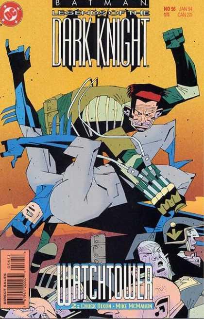 Batman - Legends of the Dark Knight 56 - Watchtower, Part 2