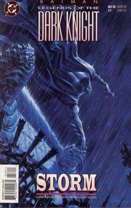 Batman - Legends of the Dark Knight 58 - Storm