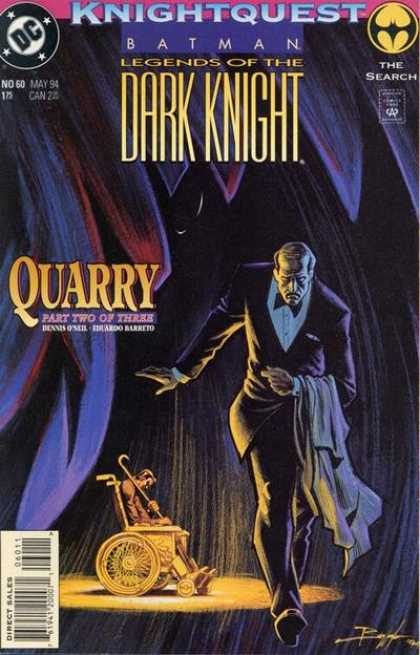 Batman - Legends of the Dark Knight 60 - Knightquest: The Search: Quarry, Part Two