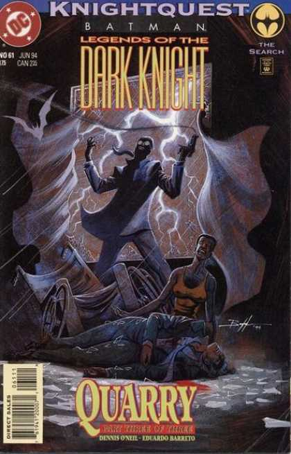 Batman - Legends of the Dark Knight 61 - Knightquest: The Search: Quarry, Part Three
