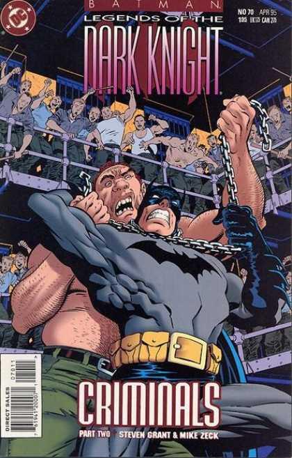 Batman - Legends of the Dark Knight 70 - Criminals, Part Two